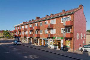 Bild på fastigheten på Ruddammsgatan 9